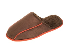M010 - Mens Two Tone Piped Mule