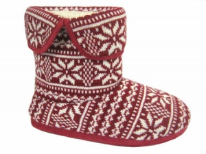 M023 - Mens Knitted ''Cooler'' Boot.
