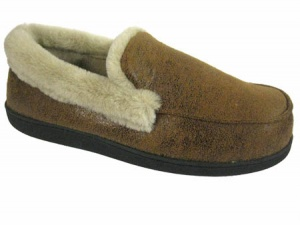 M030 - Mens Coolers Warm Collar Slipper