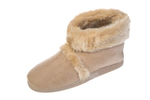 M035 - Mens Microsuede ''Cooler'' Boot With Sole.