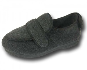 M056 - Mens Fully Opening ''EEE'' Fit Slipper
