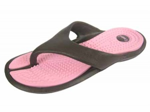 L060 - Ladies E.V.A. Toe Thong Sandal