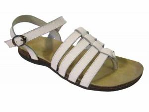 L081 - Ladies Leather Sandal