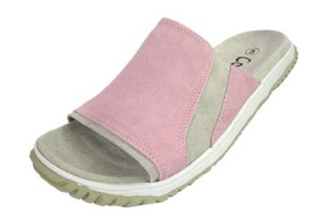 L086 - Ladies Slip-On Trekker Mule
