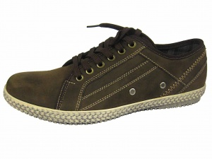 M010 - Mens Nubuck Leather Casual.
