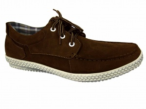 M011 - Mens Nubuck Leather Casual.