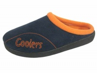 M016 - Mens Microsuede Sporty Cooler Clog