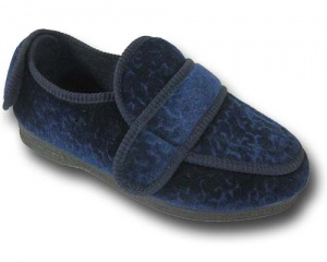 W063- Ladies ''EEE'' Fit Slipper